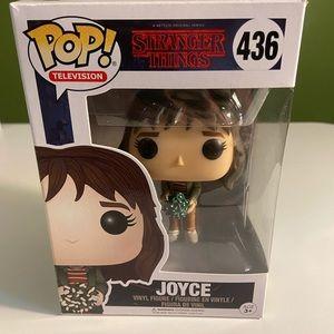 Stranger Things, Joyce.